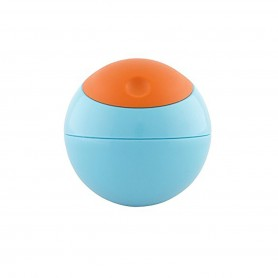 Boon - Snack Ball-Orange/Blue