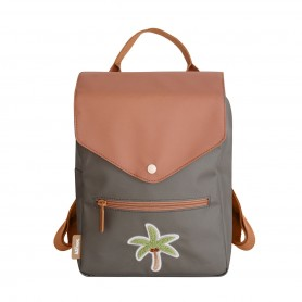 Eef Lillemor - Tropical Patch Backpack Palm Tree