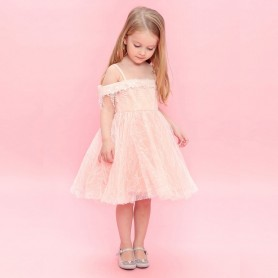 Baby Doll - Lace short dress