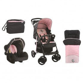 Hauck -  Shopper SLX SND Travel System