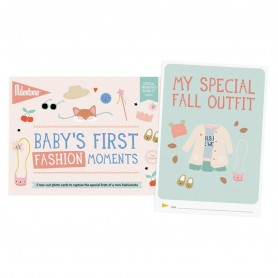 Milestone - Baby's First First Fashion Moments