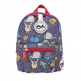 Zip & Zoe - Mini Backpack+Safety Harness (1-4Y)