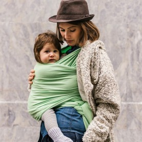 Boba - Bamboo Baby Wrap Carrier