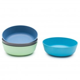 Bobo&Boo - 4 Pack of Dinner Bowls-COASTAL