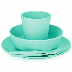 Bobo&Boo - Dinnerware Set-MINT GREEN