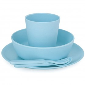 Bobo&Boo - Dinnerware Set-PACIFIC BLUE