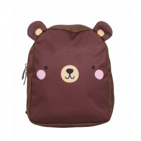A Little Lovely - Little Backpack-Bear