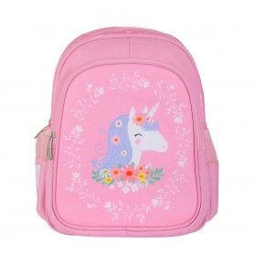 A Little Lovely - Backpack-Unicorn