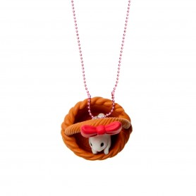 Bunny Cafe Necklaces