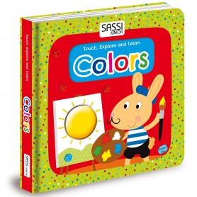 Sassi Junior  - Touch Explore & Learn Colors