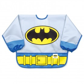 Bumkins - Costume Sleeved Bib-Batman