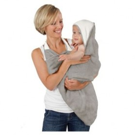 Cuddledry - Handsfree Baby Bath Towel
