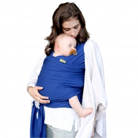 Boba -  Wrap Baby Carrier Serenity-Bamboo