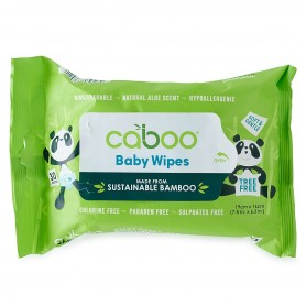 Bamboo Baby Wipes / 30 Wipes