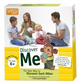 Sassi Junior  - Discovery Me Game