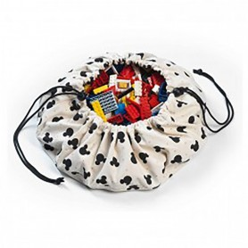 Play & Go - Storage Bag Mini Mickey Black