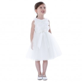 Baby Doll -  Ceremonial Tulle Dress