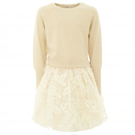 Lialea - Knit Top and skirt