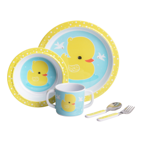 A Little Lovely - Dinner Set Duck