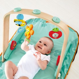 Hape - Portable Baby Gym