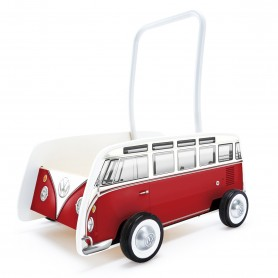Hape - Classical Bus Walker / Red