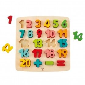 Hape - Chunky Number Math Puzzle