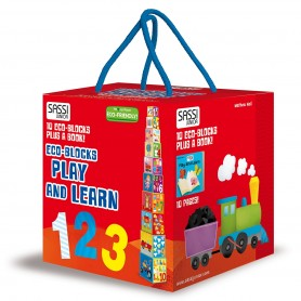 Sassi Junior  - Eco Blocks Play And Learn