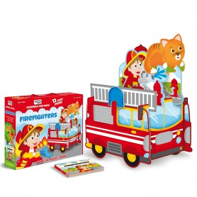 Sassi Junior  - Assemble & Build Firefighters