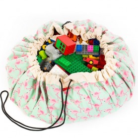 Play & Go - Storage Bag Flamingo