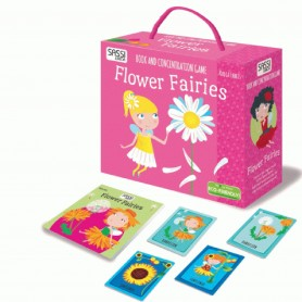 Sassi Junior  -  Game & Book Flower Fairies