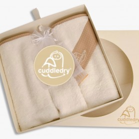 Cuddledry - Newborn Bath Gift Set