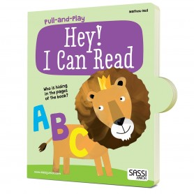 Sassi Junior  - I Can Read Pull and Play