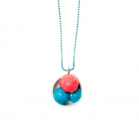 Pop Cutie - Ice Cream Cup Necklace