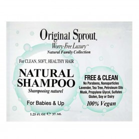 Original Sprout - Natural Shampoo 1.25Oz