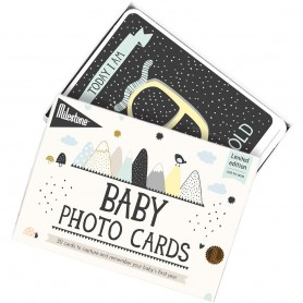 Milestone - Baby Cards-Over the Moon