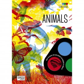 Sassi Junior  -  Lens Book Animals.