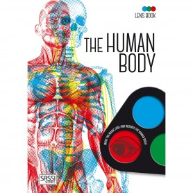 Sassi Junior  -  Human Body Lens Book