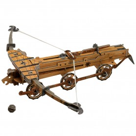 Sassi Junior  - Build A Catapult &  Crossbow