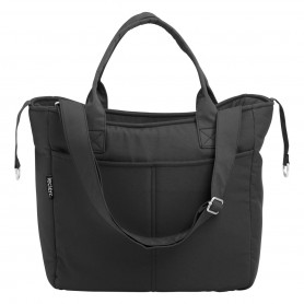 leclerc - Diaperbag Fabric Black