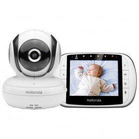 Motorola - Digital Wireless Video Baby Monitor
