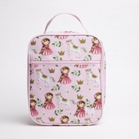 MontiiCo - Insulated Lunch Bag-Princess