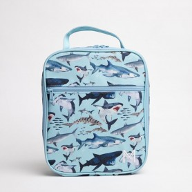 MontiiCo - Insulated Lunch Bag-Shark