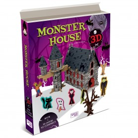 Sassi Junior  - 3D Monster House