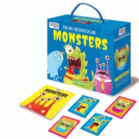 Sassi Junior  - Game & Book Monsters
