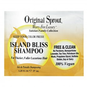 Original Sprout - Island Bliss Shampoo 1.25Oz