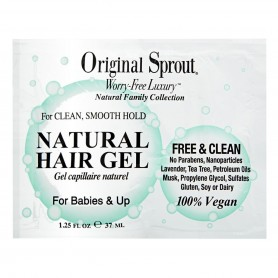 Original Sprout - Natural Hair Gel 1.25Oz