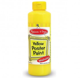 Melissa & Doug - Yellow Poster Paint