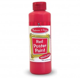 Melissa & Doug - Red Poster Paint