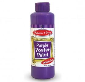 Melissa & Doug - Purple Poster Paint