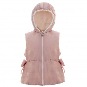 BALLOON CHIC - Hooded Vest